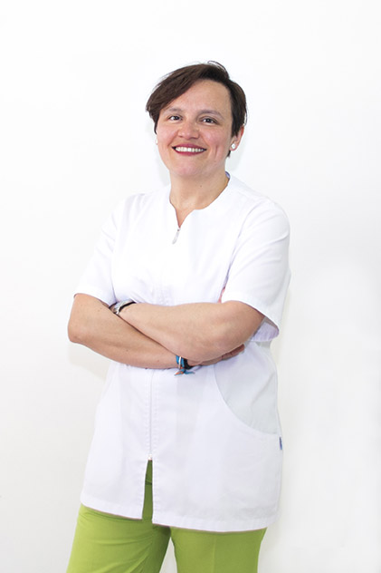 Maria Jose Ruiz - Higienista dental