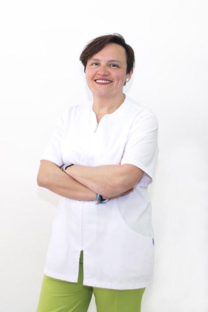 Maria Jose Ruiz - Higienista dental